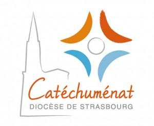 Catéchuménat diocèse de Strasbourg Logo