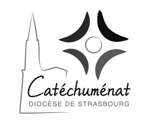 logo_Catechumenat_print_NB_cartouche blanc